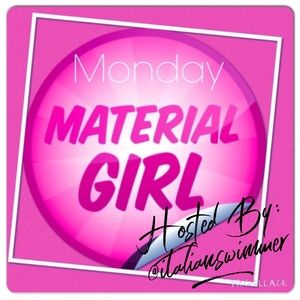 Monday, January 21, 2019 Material Girl